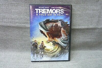 Tremors A Cold Day In Hell DVD (H)