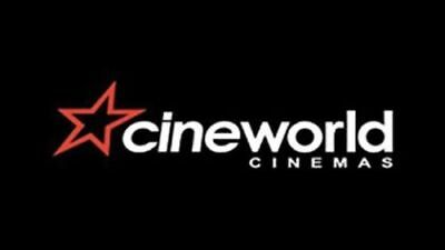 Cineworld 2D Cinema e-Ticket codes - No Booking Fees - Instant Delivery by Email
