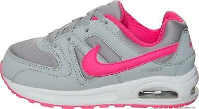 04f58a746b GIRLS NIKE AIR Max COMMAND FLEX (TD) Toddler Shoes (844351 061) Size ...