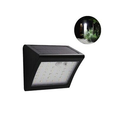 Solar Powered 38LED IP65 Waterproof 500LM PIR Motion Sensor LED Wall Light Outdo