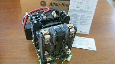 Allen Bradley 500L-AOD92 AC Lighting Contactor Permanent Magnet Latch-New In Box