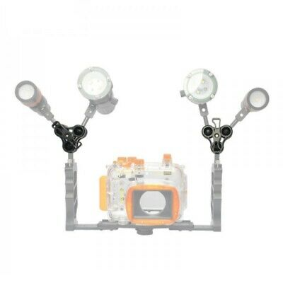 Archon Z11 53mm 3-hole Butterfly Bracket for Diving Flashlight