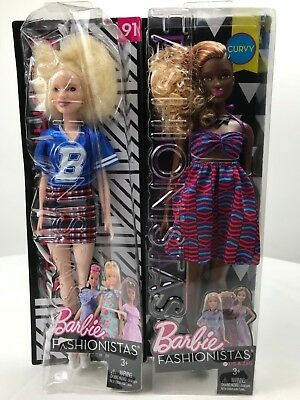 D Football Close Out FJF51 Barbie Fashionistas