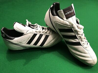 Adidas Kaiser Football Boots UK 9 Used Twice Only On Astro Turf