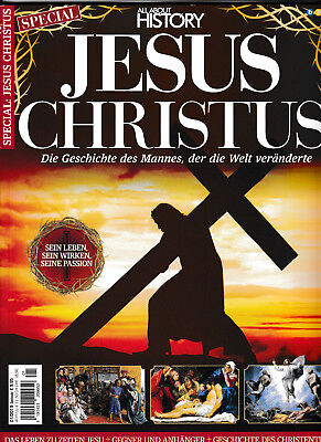 Jesus Christus in All About History Special 01/2019