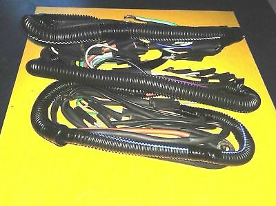 WIRING HARNESS LOOM EMBLY COMPLETE MEY FERGUSON 245 ... on