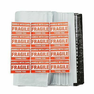 """100 Poly Mailers 10""""x13"""" Envelopes Shipping Bags 2.5 Mil Self Sealing Plastic"""