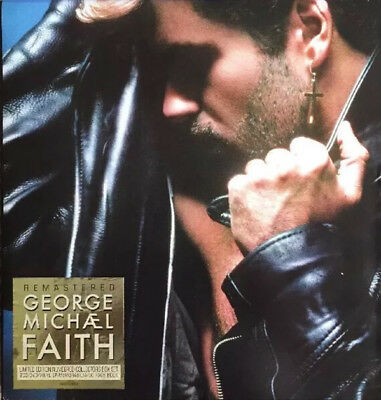 George Michael - Faith Remastered Box Set Very Limeted
