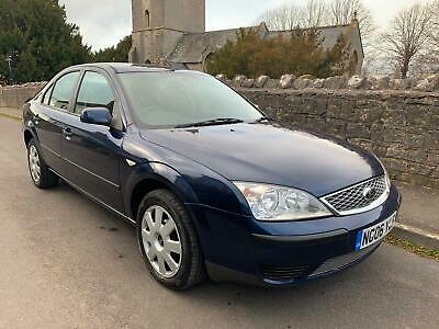 2006 Ford Mondeo 1.8 Lx 65000 Miles With Full History And New Mot