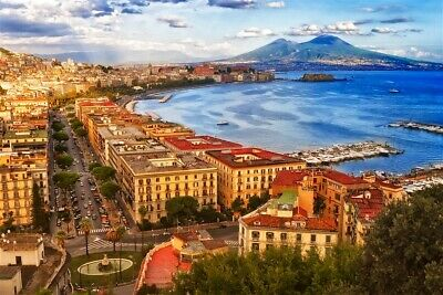 2 x Easyjet tickets from London Stansted (STN) to Naples (NAP) ONE WAY 30/05/19