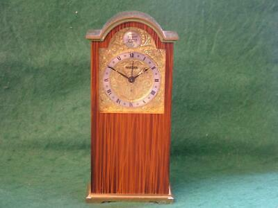 Vintage SWIZA alarm clock in the form of Miniature Long Case Clock