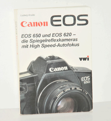 Canon EOS 650 und 620 , Ludwig Knülle , 1987