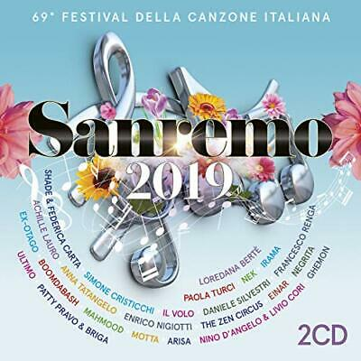 Sanremo 2019 (2 Cd) (US IMPORT) CD NEW