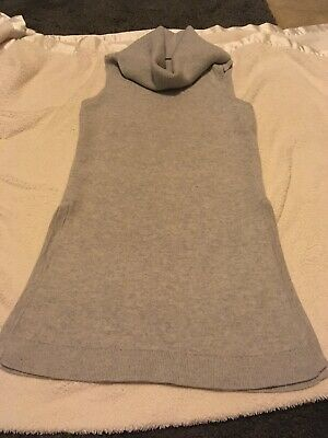 Ladies Mint Velvet Jumper Tunic Size 10