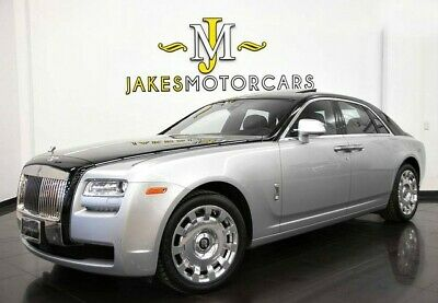 2014 Rolls-Royce Ghost ($352,495 MSRP)~ FACTORY TWO-TONE~ SPECIAL ORDERED 2014 ROLLS-ROYCE GHOST~$352,495 MSRP~FACTORY TWO-TONE~SPECIAL ORDERED~8500 MILES