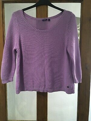 Ladies Lilac Jumper, Size 14-16-mexx