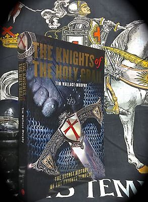 Knights Of The Holy Grail ~ Large Sc 2007 ~ Templars * Rosslyn Chapel * Masonic