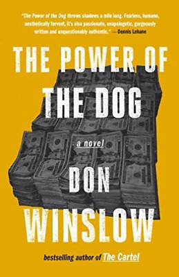 `Winslow, Don`-The Power Of The Dog (US IMPORT) BOOK NEW