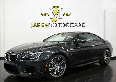 2017 BMW M6 Coupe ($121,095 MSRP)....ONLY 1300 MILES! 2017 BMW M6 COUPE~ $121,095 MSRP~ ONLY 1300 MILES~ EXECUTIVE PKG~ SINGAPORE GRAY
