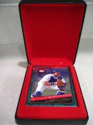 1994 Baseball Card Set 30 Unopened Post Cereal Cards Wcase Rookie Mike Piazza