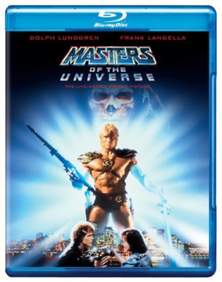 `LUNDGREN,DOLPH`-MASTERS OF THE UNIVERSE-25TH AN (Importación USA) Blu-Ray NUEVO