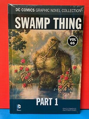 Swamp Thing: Part 1 - DC Comics Collection Hardcover *Brand New*