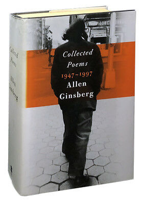 Collected Poems 1947 1997 By Allen Ginsberg 1384 Picclick