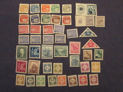 Germany, Third Reich, Bohemia and Moravia, most mint hinge x 50
