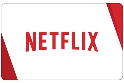 $60 Netflix Gift Card *50% OFF!!* *Email Delivery*