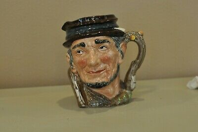 "Royal Doulton - Mid 1950s - D6372 - JOHNNY APPLESEED - 6"" CHARACTER JUG - NR"