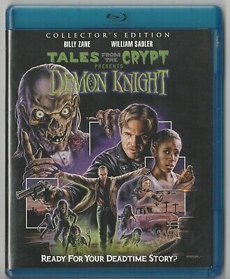 Demon Knight - Blu-Ray - Tales From The Crypt - Collector's Edition - Horror
