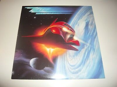 ZZ Top Afterburner LP Vinyl Record Album Sleeping Bag Velcro Fly Rough Boy