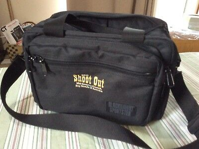 Blackhawk Tactical Nylon Sportster Pistol Shooting Range Bag