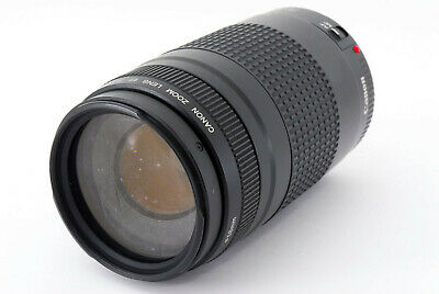 【AS IS】Canon EF 75-300mm f/4.0-5.6 II Zoom Lens for EOS From Japan #762