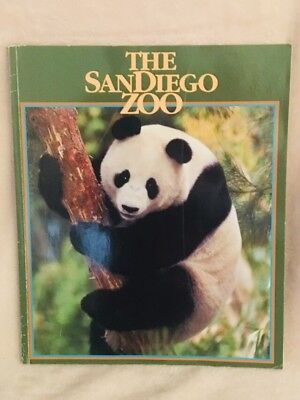 The San Diego Zoo Book by the Zoological Society of San Diego 1997 California