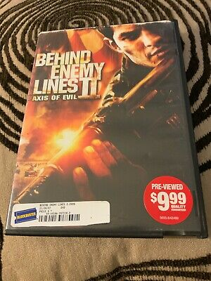 Behind Enemy Lines II: Axis of Evil DVD Movie