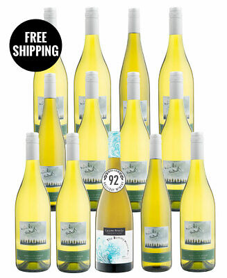 Malindi Whites Sampler + Bonus Bottle (13 Bottles)