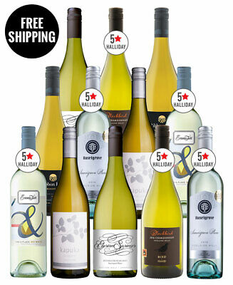 White Wine Stunners Dozen (12 Bottles)