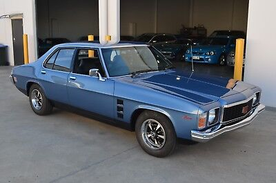 11/1974 Holden Hj Monaro Fully Restored, Factory 308 V8 4 Speed Manual.