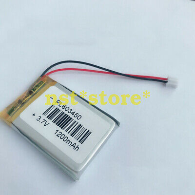 Applicable for 603450 063450 Seiko protection board 3.7V polymer battery 1200mAh