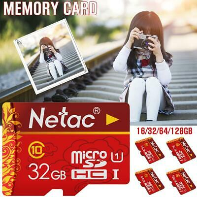 16GB 32GB 64G 128G High Speed Memory Card for Mobile Phone Camera Car Recording