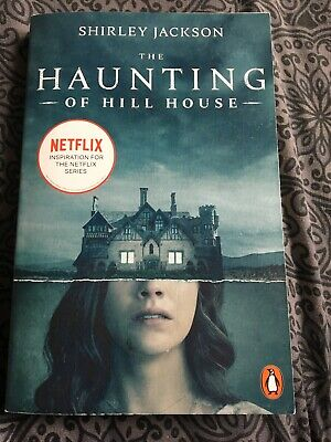 The Haunting Of Hill House Book By Shirley Jackson
