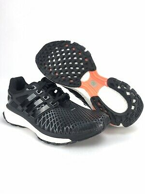 super popular 64cc2 98486 Adidas Womens Energy Boost 2 ATR Black White Running Shoes Size 7.5