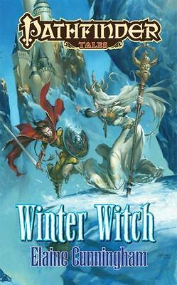 Pathfinder Tales: Winter Witch by Elaine Cunningham