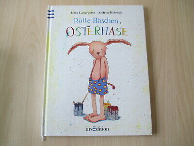 J. Langreuther/A. Hebrock - RÖTTE HÄSCHEN, OSTERHASE - HC - ArsEdition