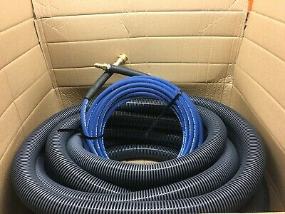 GENUINE CARPET CLEANING Machine HOSE 50ft SOLUTION AND VACUUM HOSE/PIPE PROCHEM