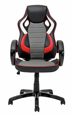 Prime X Rocker Leather Effect Adjustable Height Gaming Chair Inzonedesignstudio Interior Chair Design Inzonedesignstudiocom
