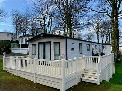 Static Caravan For Sale  Residential Specification,5-Star Park,North Wales