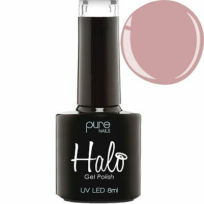 Pure Nails - LED/UV Halo Gel Polish Collection - Cashmere 8ml