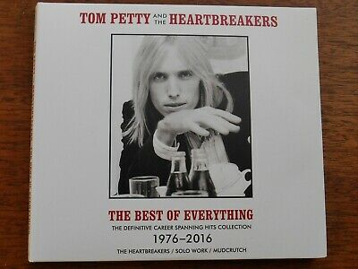 Tom Petty The Best Of Everything The Definitive Career Spanning Hits Collection